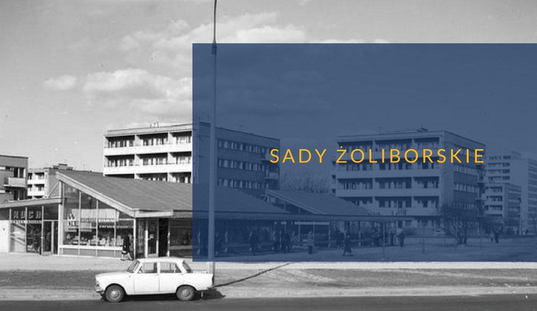 Sady Żoliborskie