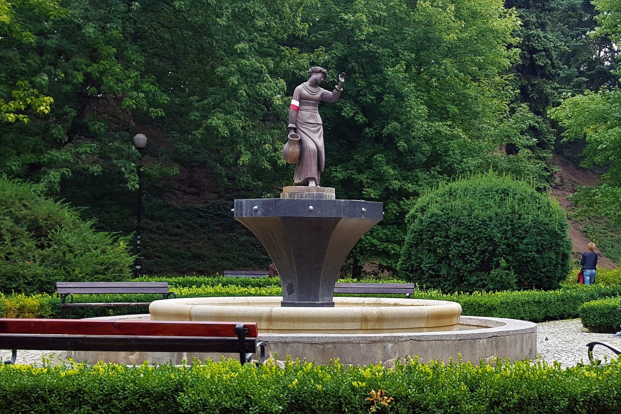 Park Zeromskiego Hanka Warszawianka