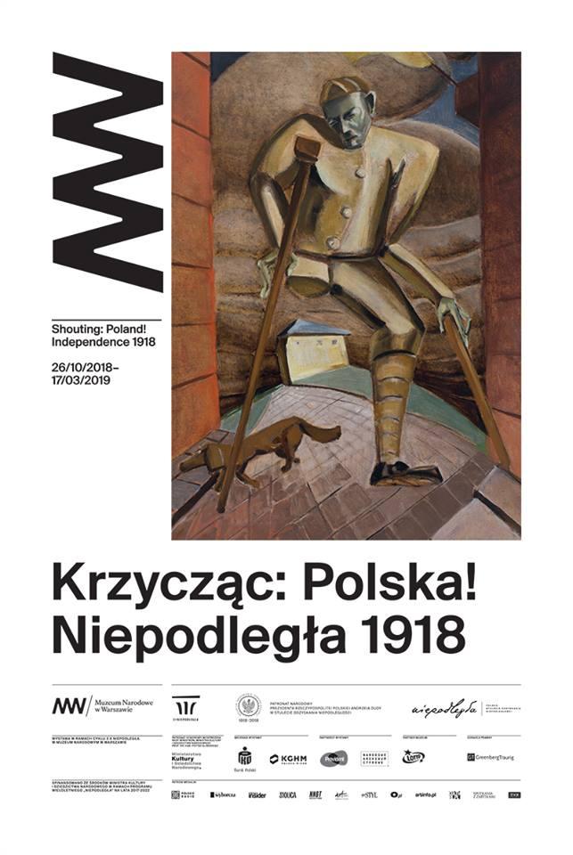 Hanka Warszawianka MNW plakat