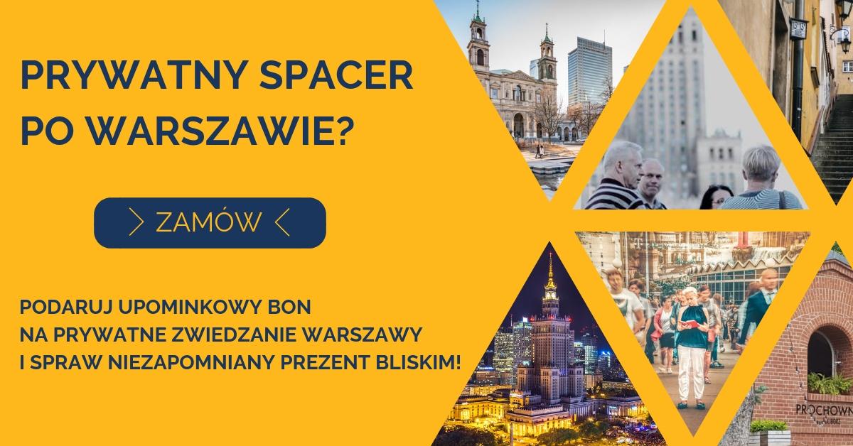 Przewodnik po Warszawie Hanna Dzielińska