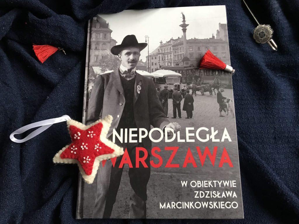 książka prezent Warszawa niepodległa Hanka Warszawianka