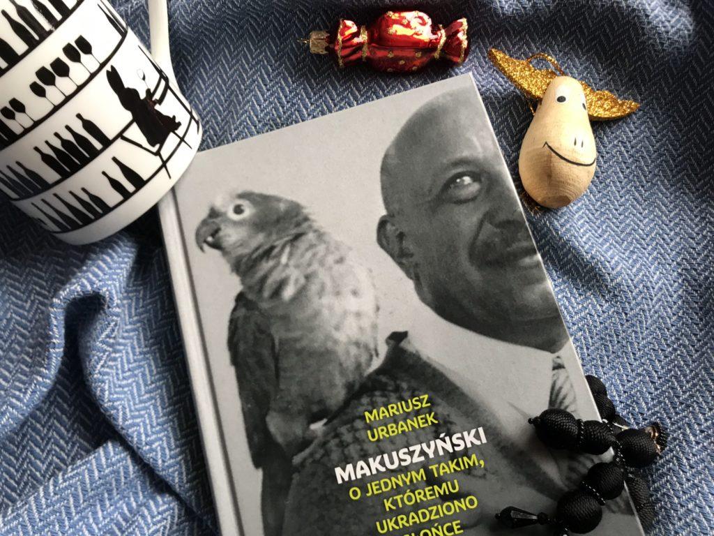 Ksiazka prezent Makuszynski Urbanek