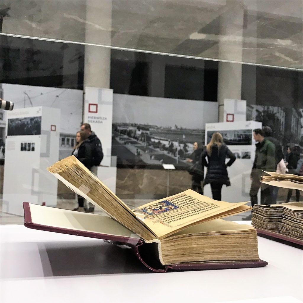 Wystawy Hanka Warszawianka BGK