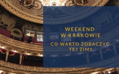 Weekend w Krakowie