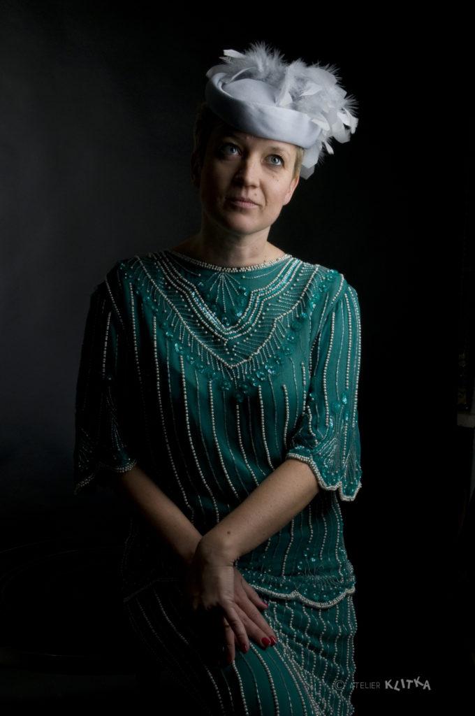 Hanka Warszawianka kapelusz