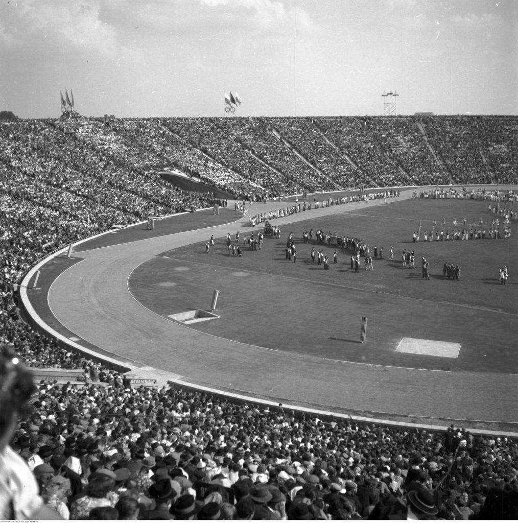 Stadion Hanka Warszawianka