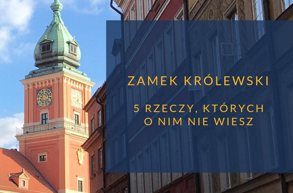 Zamek Krolewski cover Hanka Warszawianka