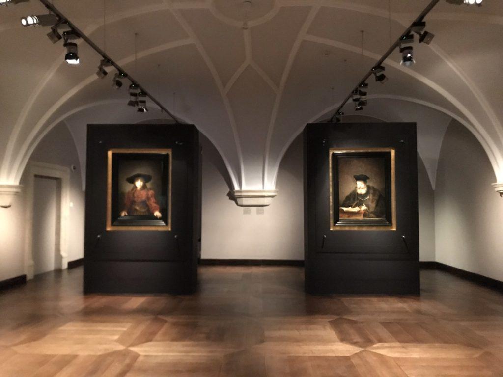 Zamek Krolewski Rembrandt Hanka Warszawianka