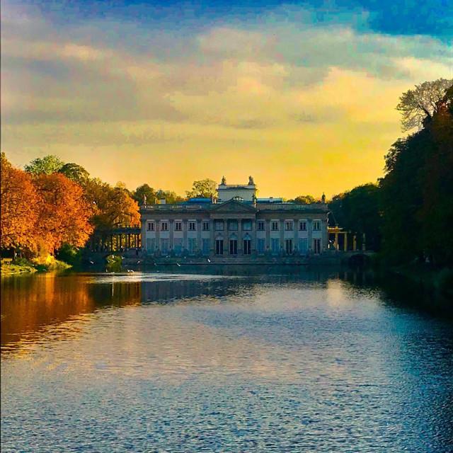 Pałac na wodzie wycieczka