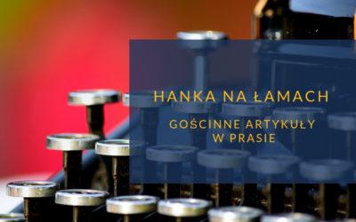 Hanka Warszawianka w prasie