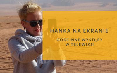 Hanka Warszawianka w telewizji