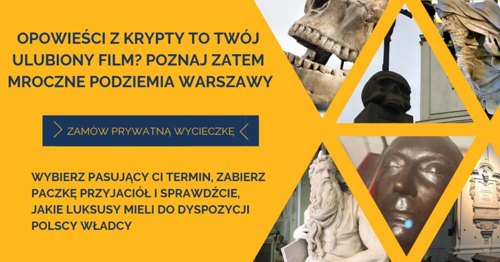 Krypty Hanka Warszawianka baner