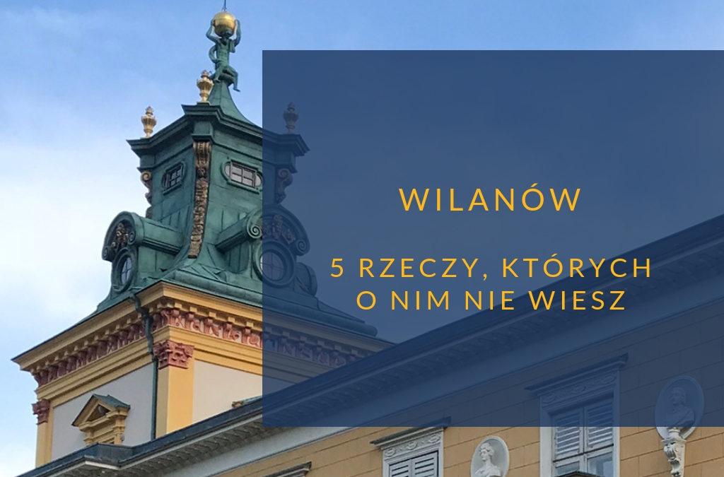 Wilanow palac Hanka Warszawianka