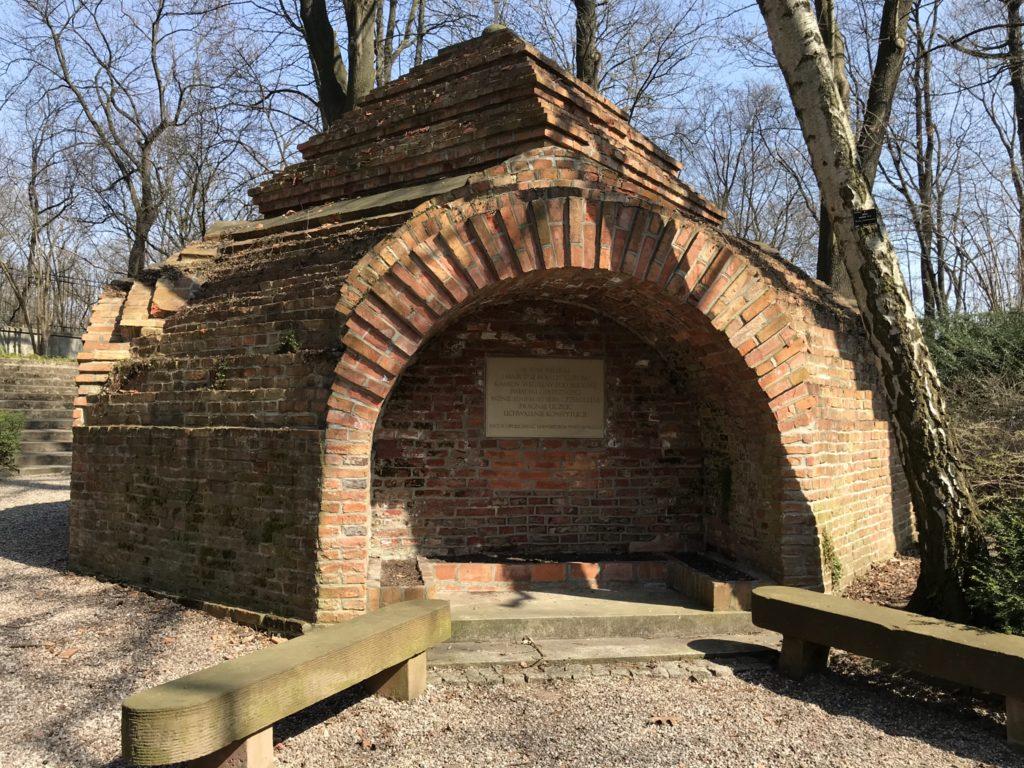 Ujazdowskie Hanka Warszawianka ogród botaniczny świątynia opatrzności bożej (2)