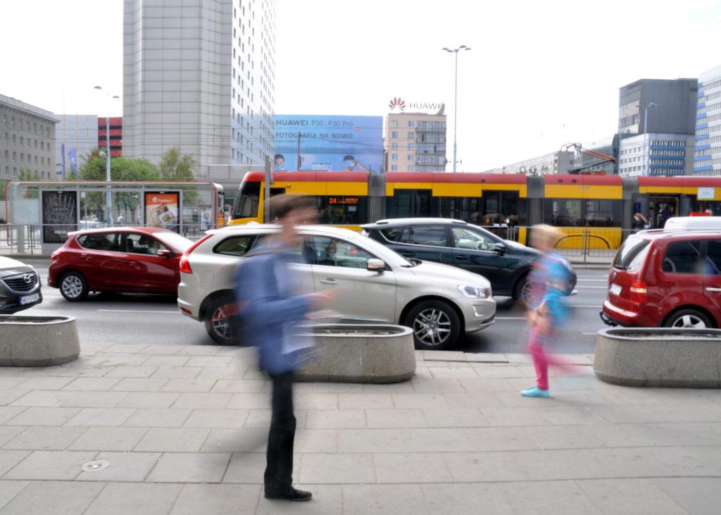 Warszawa wczoraj i dziś Rolke Hanka Warszawianka pawilon