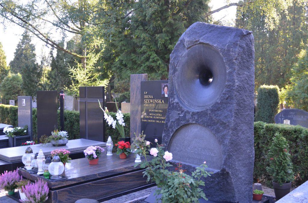 Bezpłatnie Warszawa cmentarz