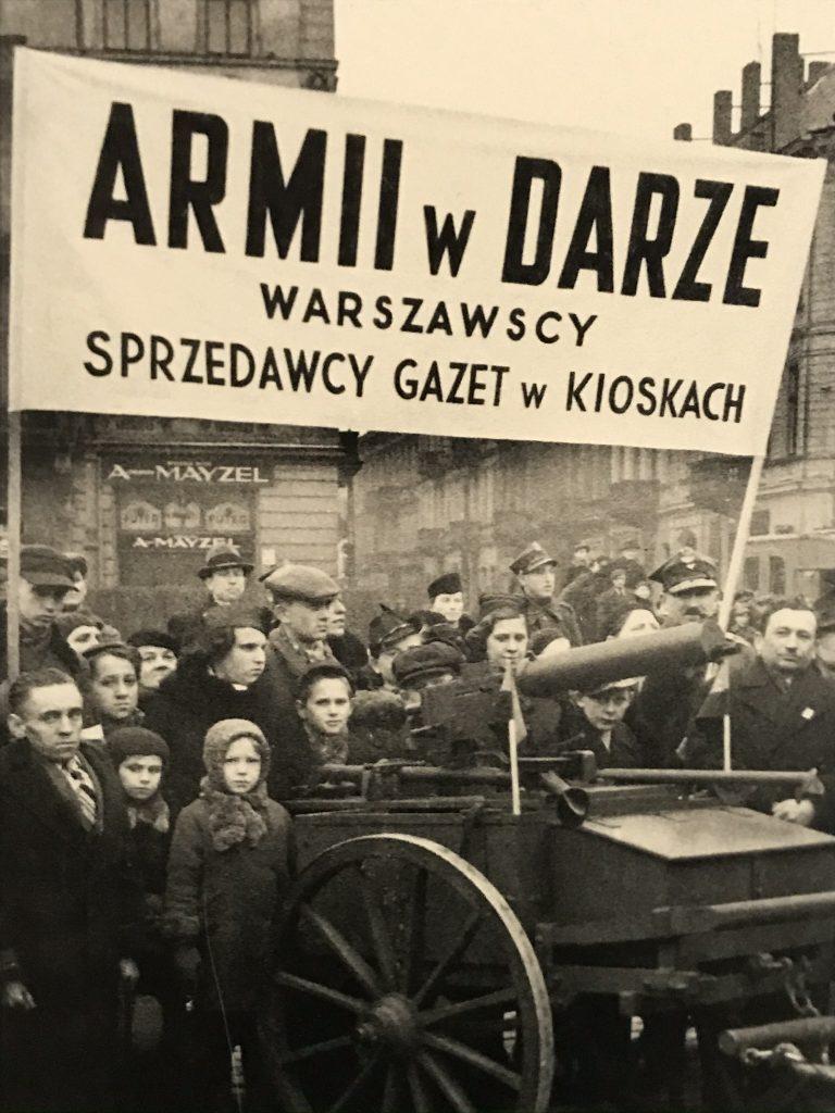 Bezpłatnie listopad Hanka Warszawianka wystawa
