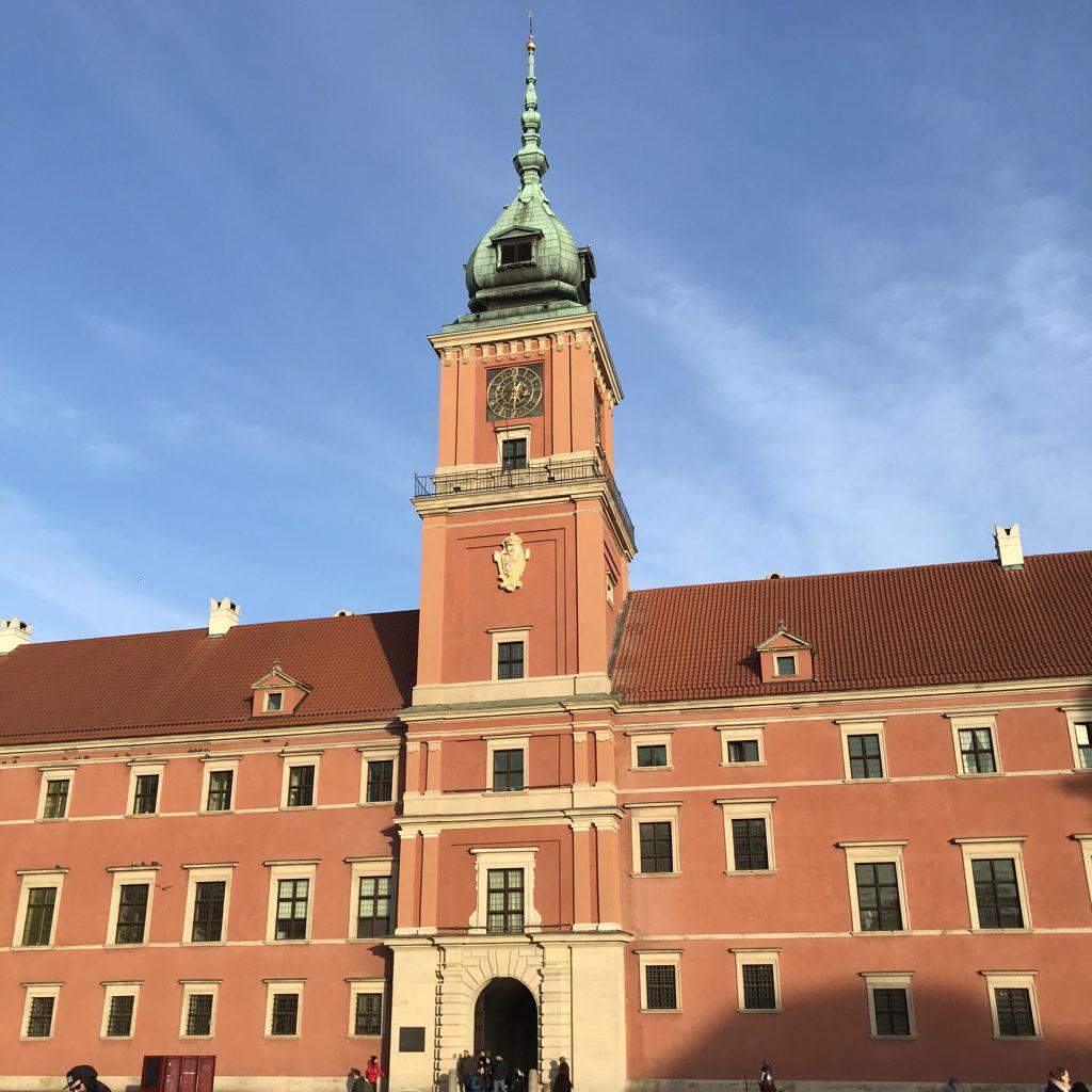 Bezpłatnie listopad Hanka Warszawianka zamek