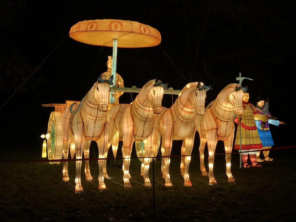 Wieczór Hanka Warszawianka Chiński ogród światła (4)