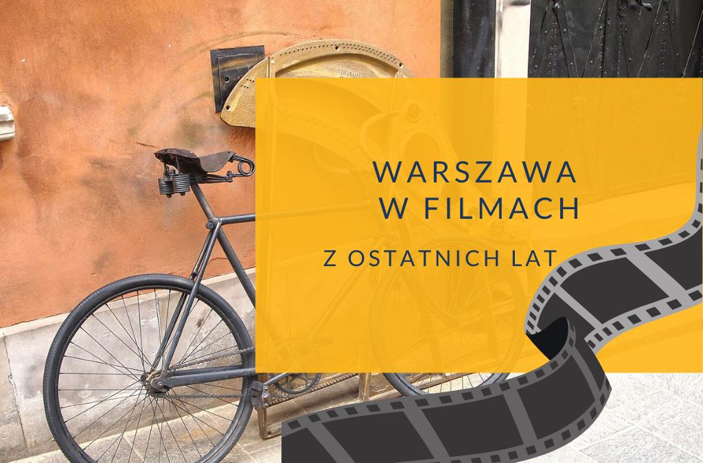 Film Hanka Warszawianka cover