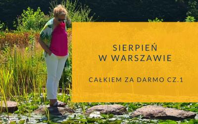 Sierpień w Warszawie cz.1