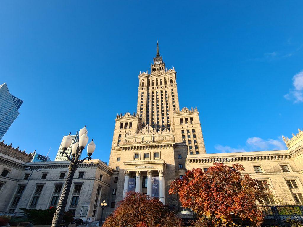 Pałac Kultury i Nauki wieża