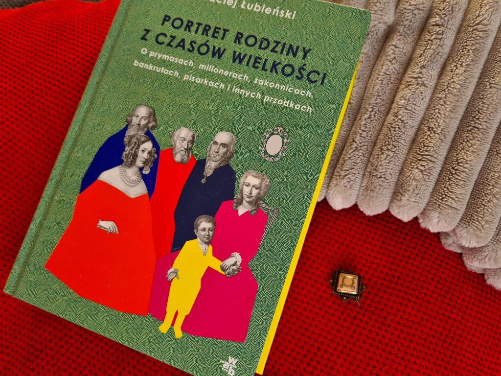 książka pod choinkę łubieński