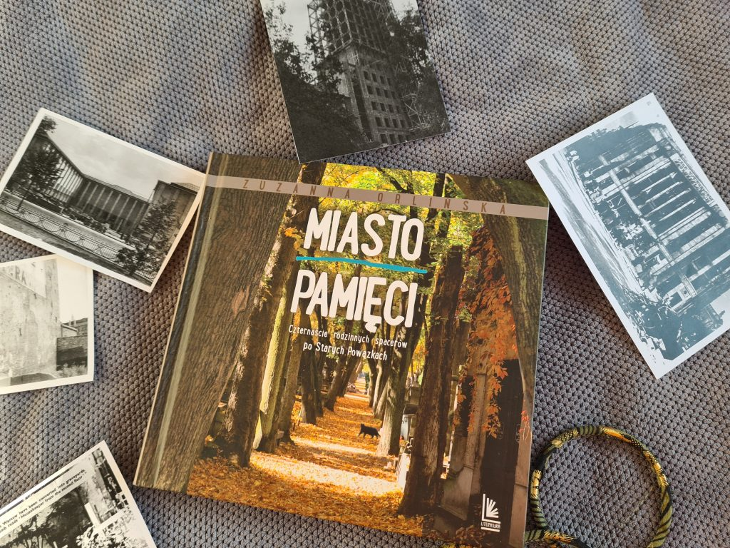 książki pod choinkę miasto pamięci