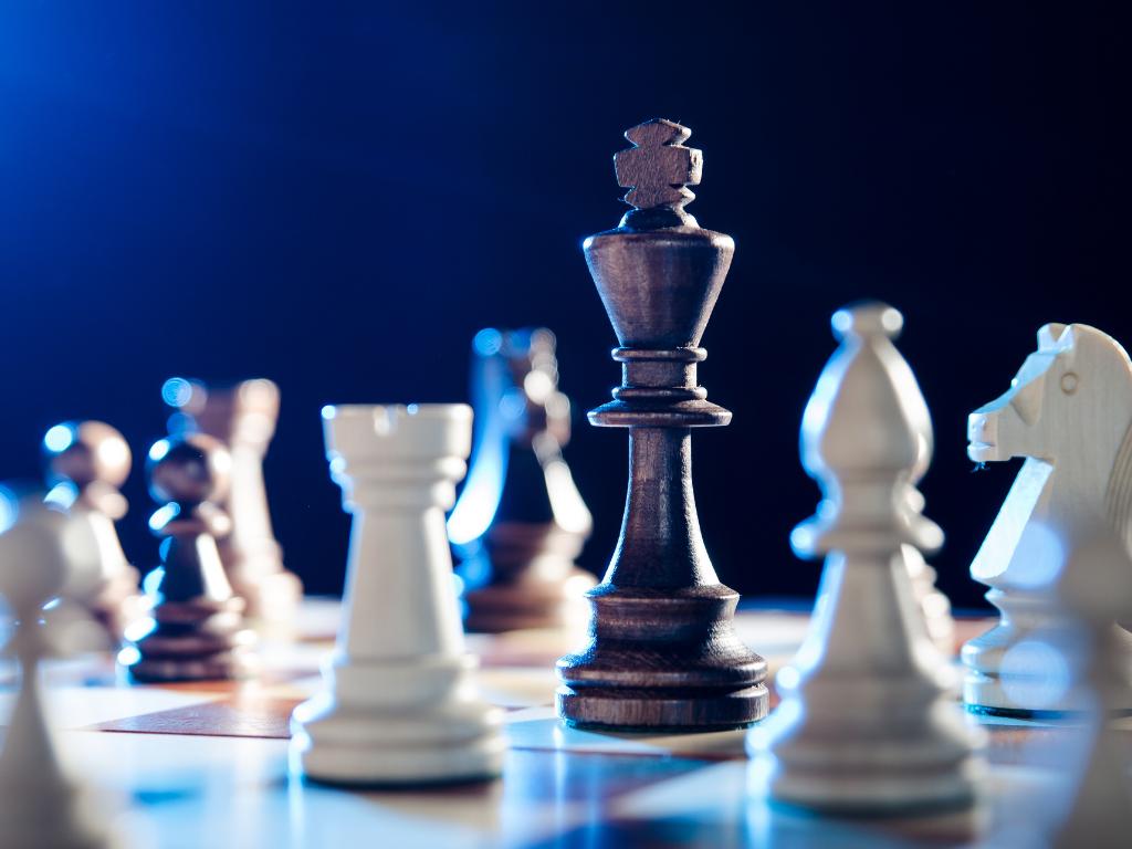 Co oglądać szachy