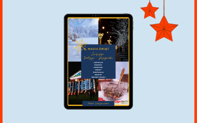 Magia świąt. Zwyczaje, tradycje, przysmaki – ebook