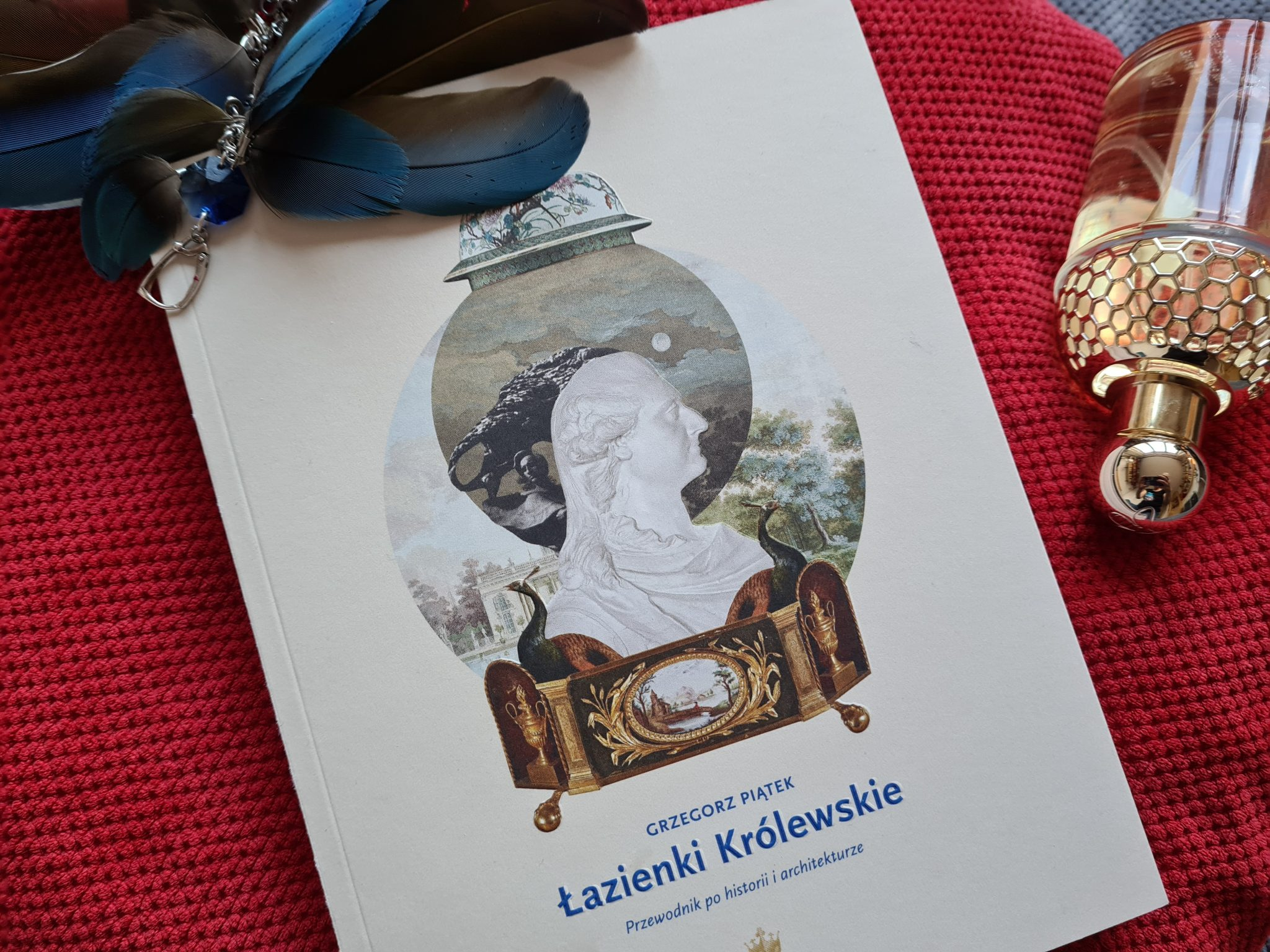 Książki na marzec_Łazienki_Grzegorz Piątek
