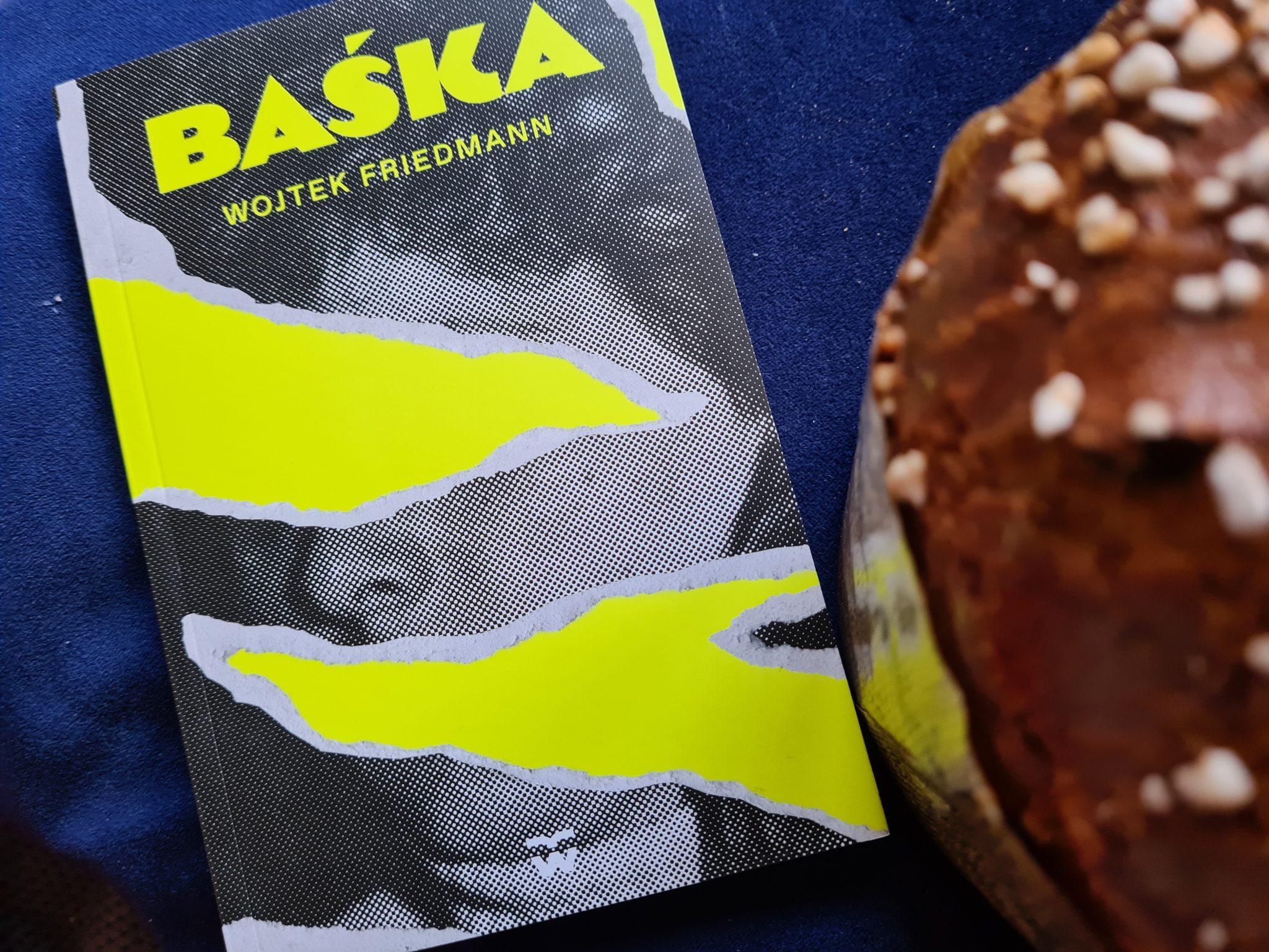 Książka na marzec Baśka Wojciech Friedmann