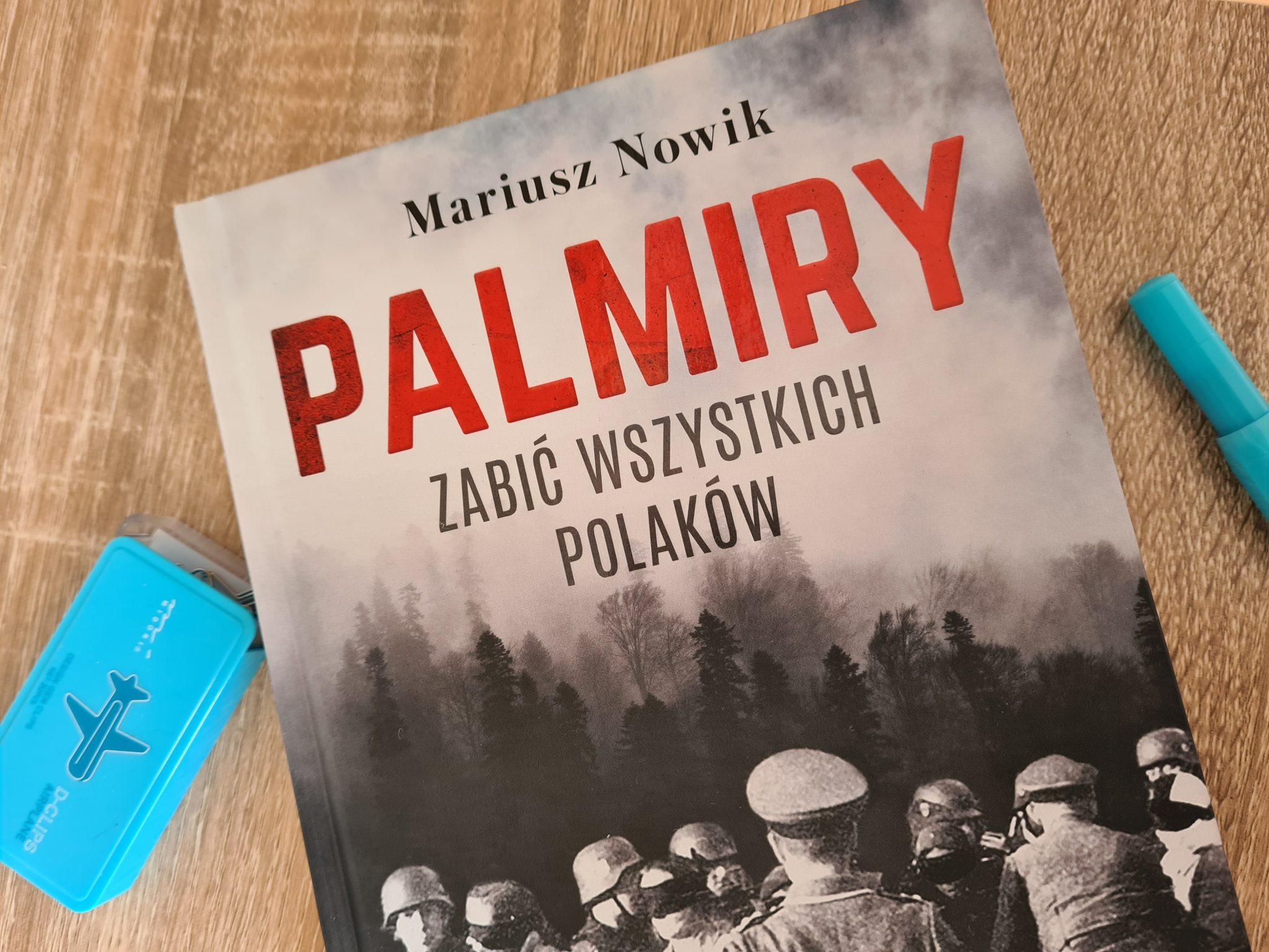 książki na kwiecień Palmiry